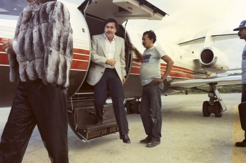 Pablo Escobar Money Ro...