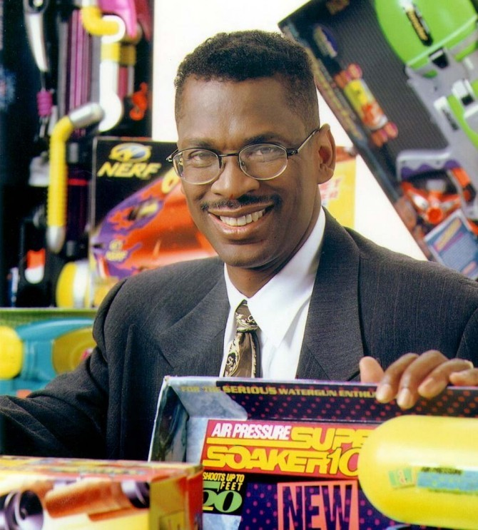 Super Soaker Inventor Lonnie Johnson