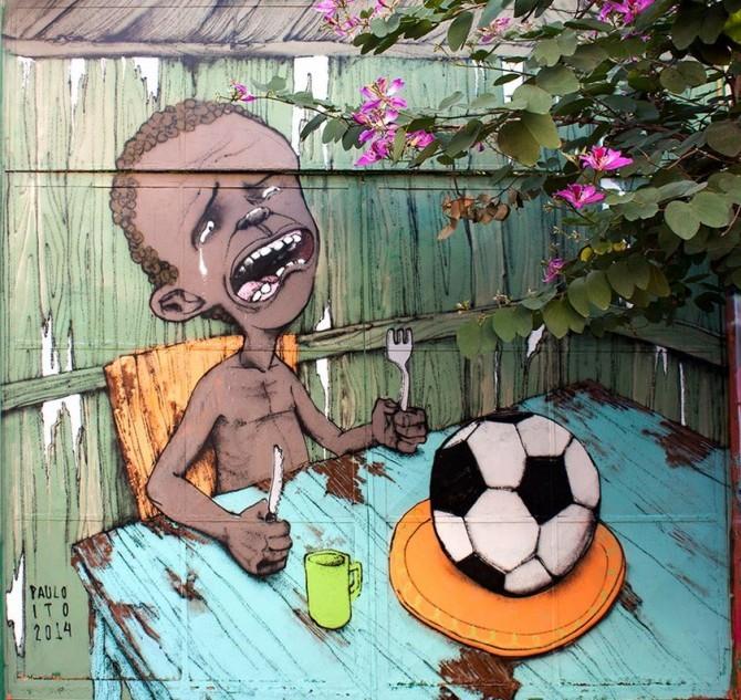 Street Artist Paulo Ito's Mural