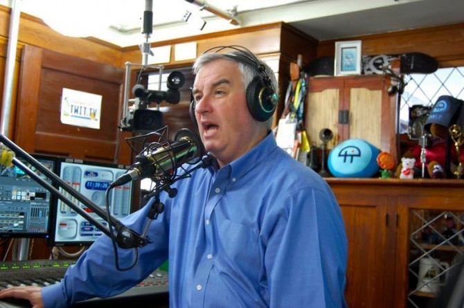 Leo Laporte from This Week in Tech