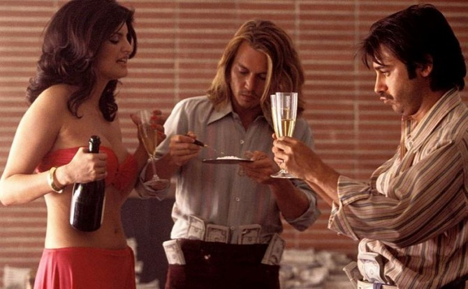 The insane real life story of george jung the man who invented