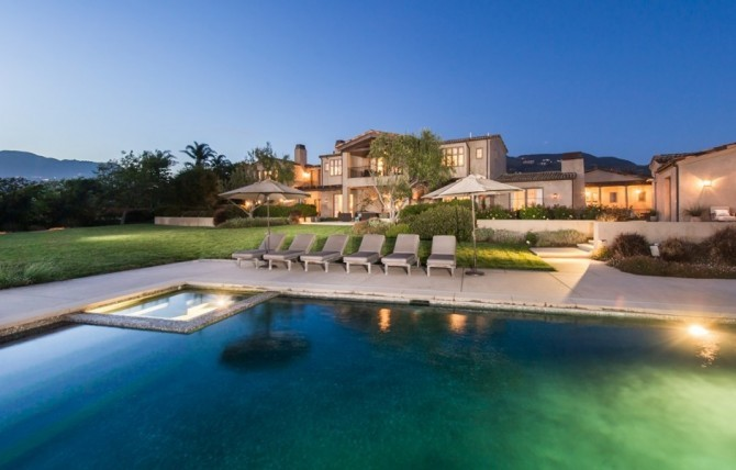 Lady Gaga snaps a spectacular Malibu mansion for a whopping $24 million