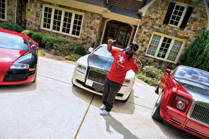 TPain Car Guy  Forbes