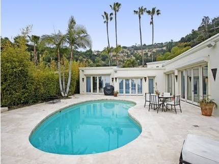 Javier Bardems Haus in Hollywood -