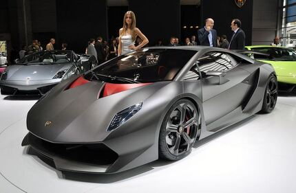 $2.2 Million Lamborghini Sesto Elemento Will Blow Your Mind