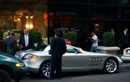 Donald Trump's Car