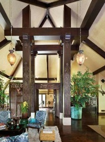 Cheryl Tiegs' House:  The World's First Supermodel Puts a Super House on the Market