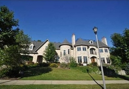 Jennifer Hudson's Home