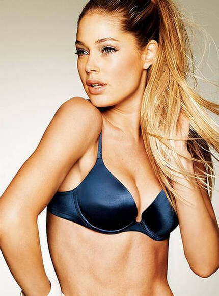 #15 - Doutzen Kroes Net Worth: $9 Million