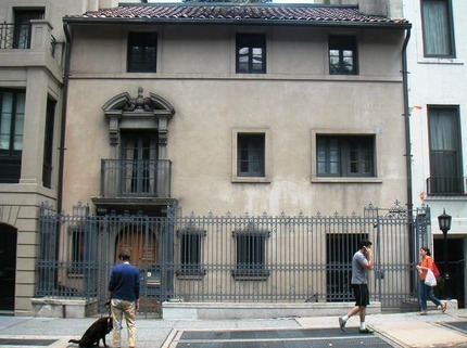 Spike Lee's $30 Million Manhattan Mansion