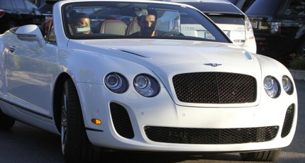 Drake's Car:  Rap Star Cred on Wheels
