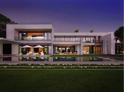 Alex Rodriguez's House