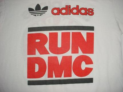 "Run-DMC ""My Adidas"" T-Shirt"