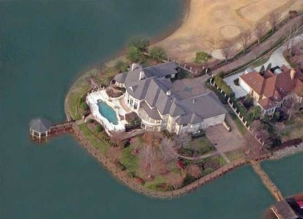 Michael Jordan's House:  A Bright Spot in a Relatively Bleak 2013