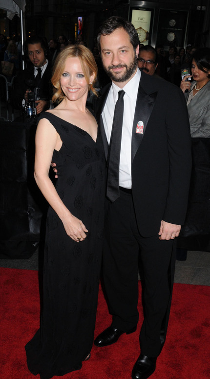 #15 - Judd Apatow and Leslie Mann - Net Worth $98 Million