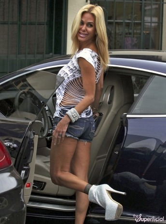 Shauna Sand's Car:  Does the Car a Star Make?