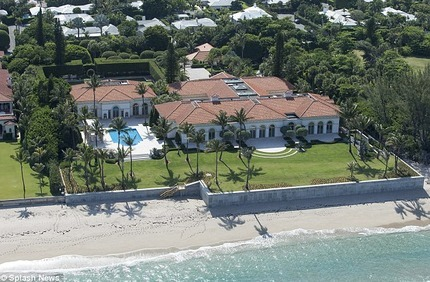 Howard Stern's House