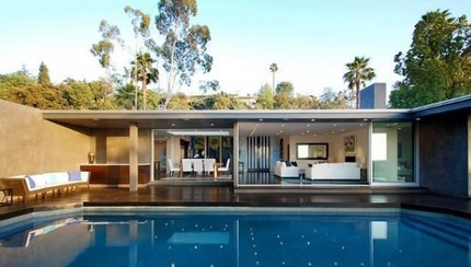 Bruno Mars' House:  The Doo-Wop and Hooligan Sings His Way Into a Hollywood Mansion