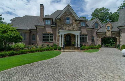 Joe Johnson's House:  What Did He Do With All Those Flat Screen TVs?