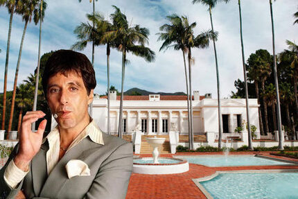 Tony Montana Scarface House