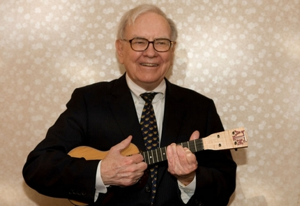 #25 Warren Buffett - Net Worth $64 Billion
