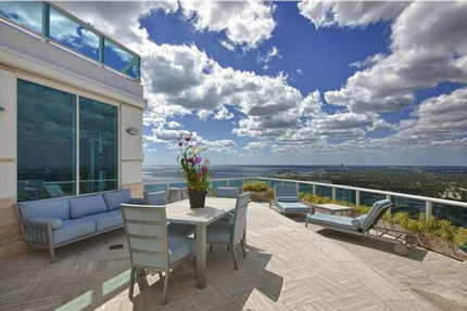 Pharrell's House:  Apparently It Is Possible to Move Up From a Forty Storey Penthouse