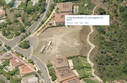 kim kardashian and kanye west 39 s new 11 million bel air ForKanye West House Address