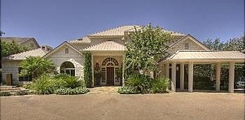 Andy Roddick's Home