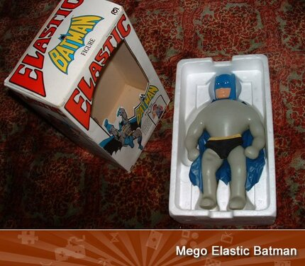 Elastic Batman