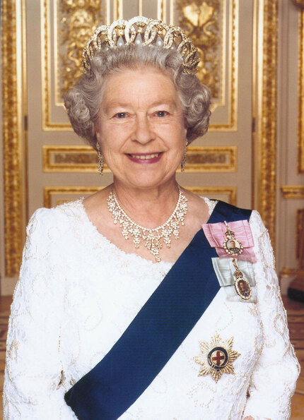#14 - Queen Elizabeth II - Net Worth $450 Million