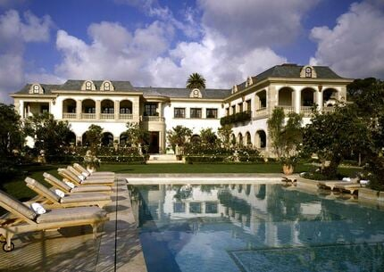 What an $85 Million Beverly Hills Mansion Looks Like