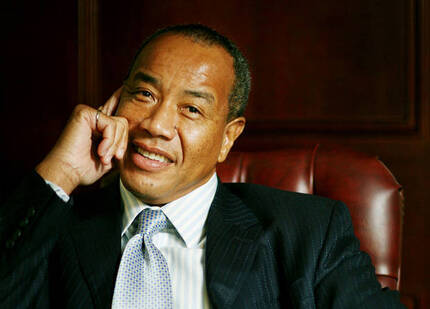 #7: Michael Lee-Chin Net Worth - $1 Billion