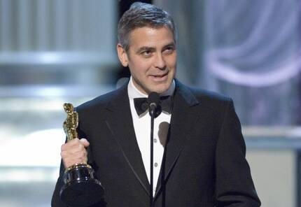 #25 George Clooney - Net Worth $180 Million