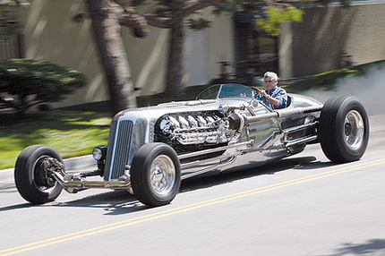 Jay Leno's Cars: See Some Of The Most Interesting Vehicles From Jay Leno's Garage