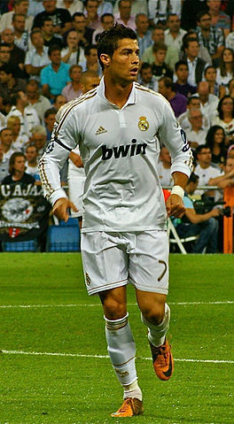 Highest Paid Athletes: #9 Cristiano Ronaldo - $42.5 Million