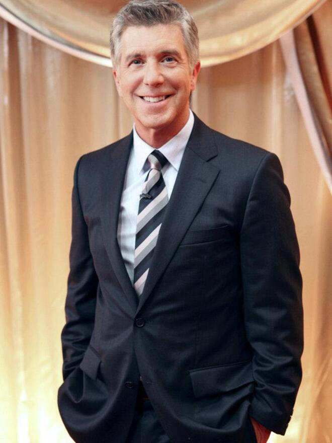 #20 - Tom Bergeron - Net Worth $12 Million