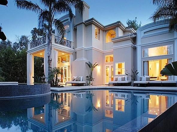 Jessica Simpson's Home