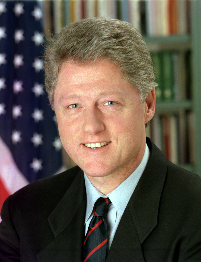Bonus: Bill Clinton - Net Worth $80 Million