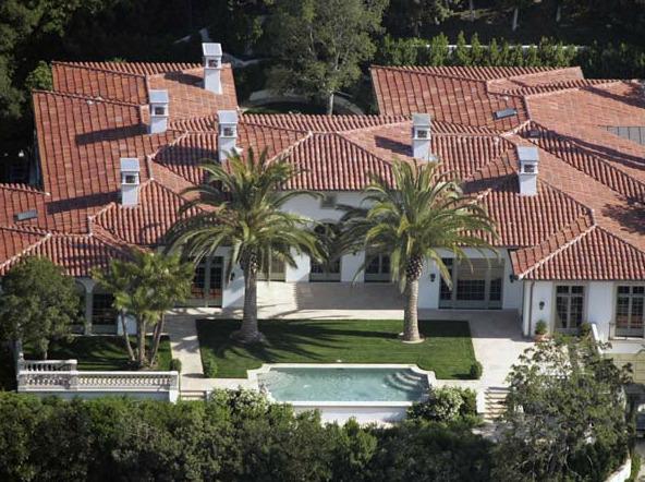 David Beckham's House