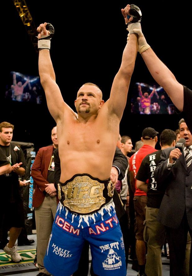 #4: Chuck Liddell Net Worth - $13 Million