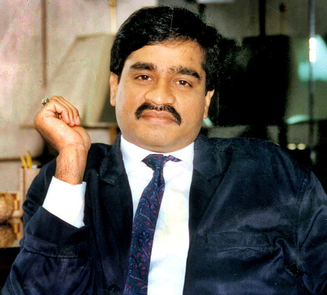 #3 Dawood Ibrahim Kaskar - Net Worth $6.7 Billion
