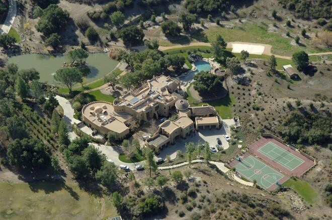 Jada And Will Smith House