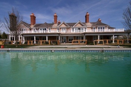 Beyonce Knowles' House