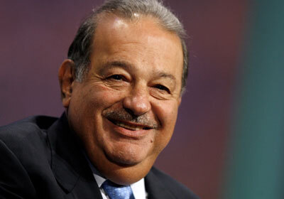 #1 Carlos Slim Helu Net Worth - $73.3