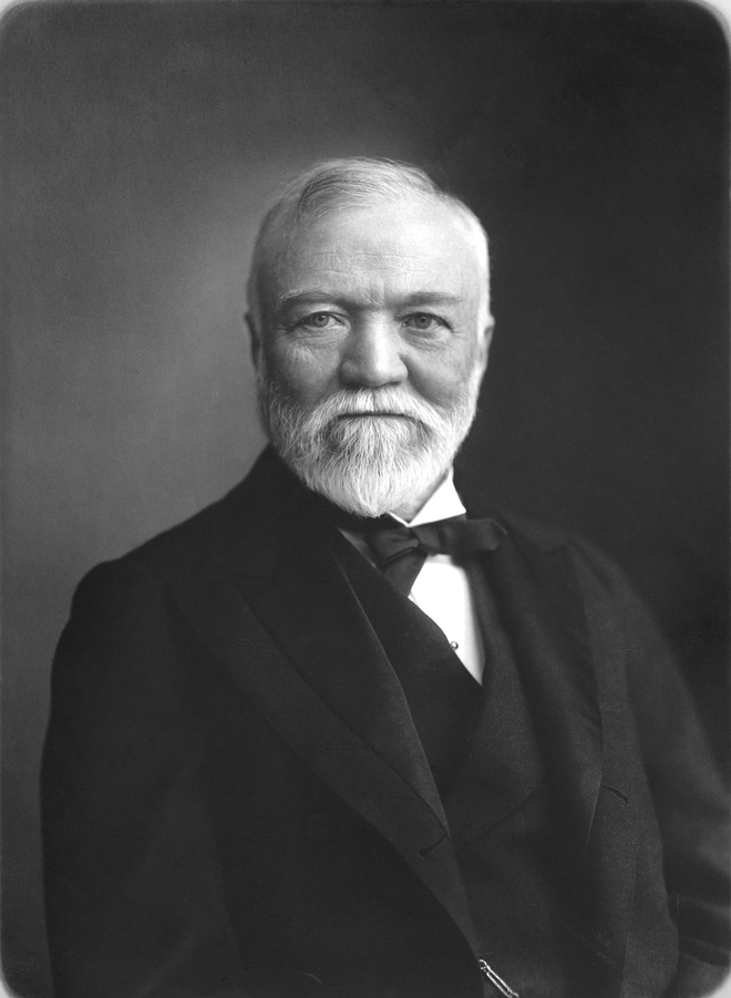 #4 Andrew Carnegie - Net Worth $310 Billion