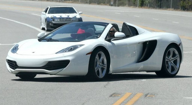 photo of Lady Gaga  - car