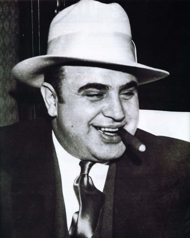 #10 Al Capone - Net Worth $1.3 Billion