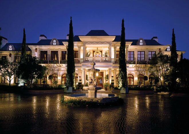 What an 85 million beverly hills mansion looks like for California million dollar homes
