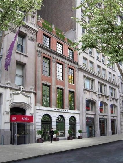 Chelsea clinton house for Clinton house new york