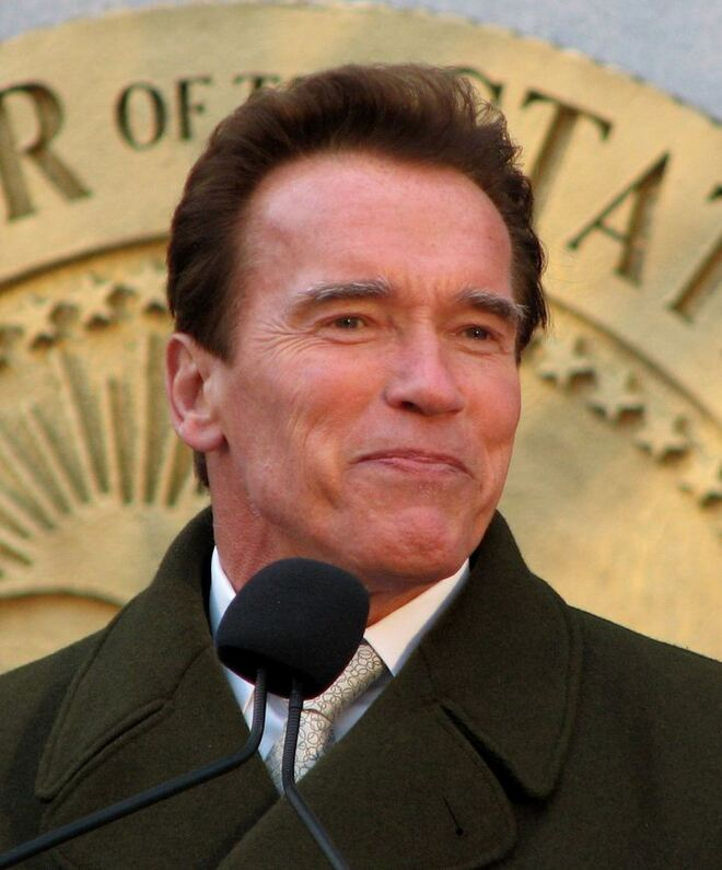 Bonus: Arnold Schwarzenegger Net Worth - $300 Million